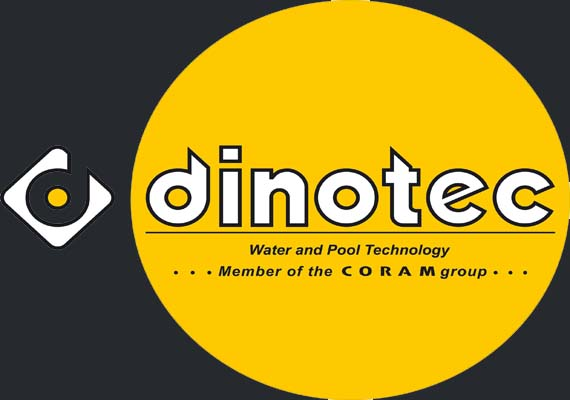 dinotec GmbH is one of the leading international specialists for water technology and swimming pool equipment. The company aims at taking over a pioneering role in the development of environmentally friendly technologies that minimize hazards and pay special attention to health protection. The innovative dinotec products serve both environment and health.